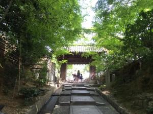 高台寺の参道IMG_0464